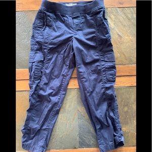 Eddie Bauer Pants - Eddie Bauer Size 4 Cargo Capri Pants